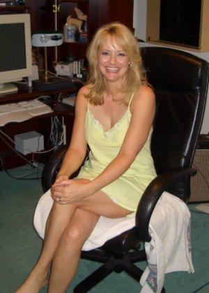 Блондинка обладает соблазнительной внешностью, поэтому она может совратить кого угодно - фото 6