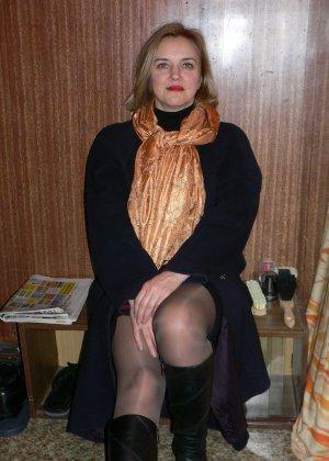 Зрелая женщина обладает достаточной сексуальностью, поэтому старается показать себя во всей красе - фото 40