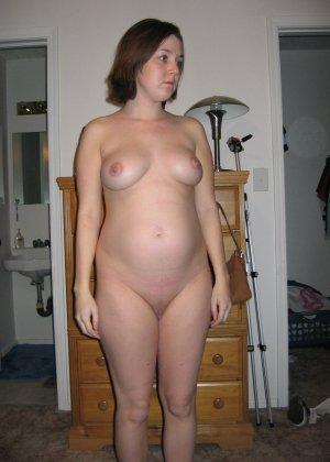 Подборка порно фотографий раскрепощенных беременных телок - фото 31