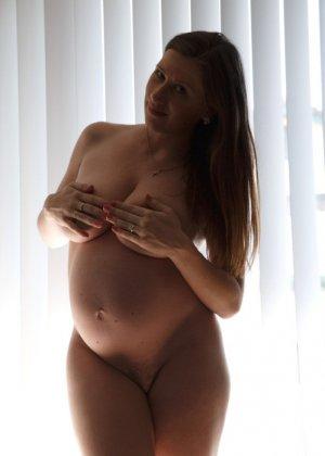 Подборка порно фотографий раскрепощенных беременных телок - фото 18