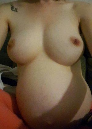 Подборка порно фотографий раскрепощенных беременных телок - фото 10