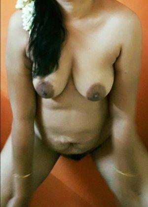 Любительское фото голых зрелых азиаток - фото 6
