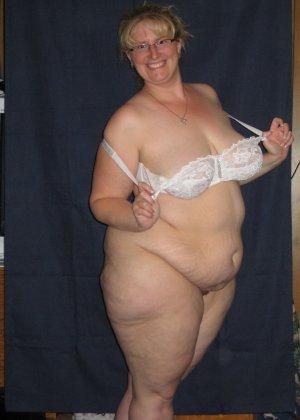 Зрелые дамочки любят развлечься, ведь им только и остаётся получать удовольствие от секса - фото 33