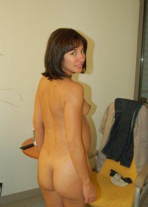 Подборка порно фотографий раскрепощенных беременных телок - фото 27