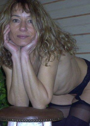 Зрелые дамочки любят развлечься, ведь им только и остаётся получать удовольствие от секса - фото 15