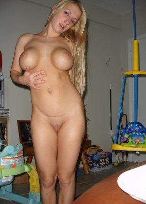 Венди обладает шикарной фигуркой, которую она показывает перед камерой, давая насладиться собой - фото 57