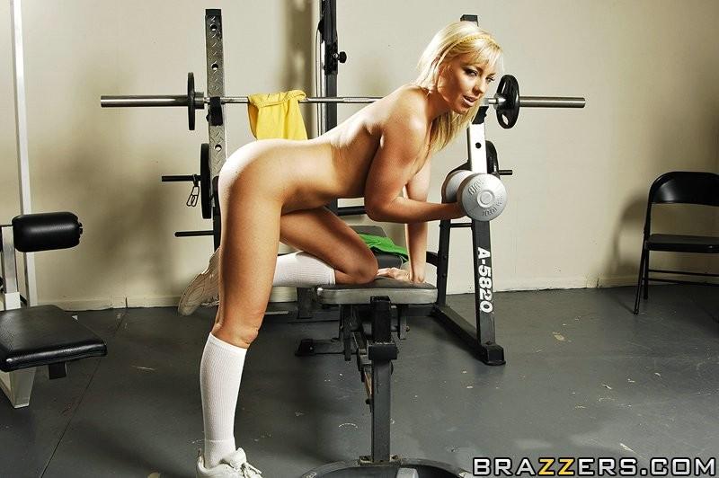 Хардкор на скамье для жима