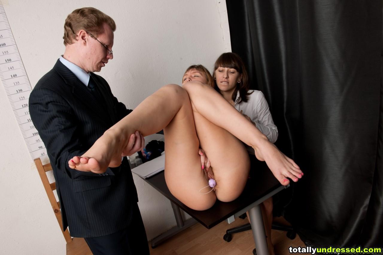 Проверка секретарши на проф пригодность