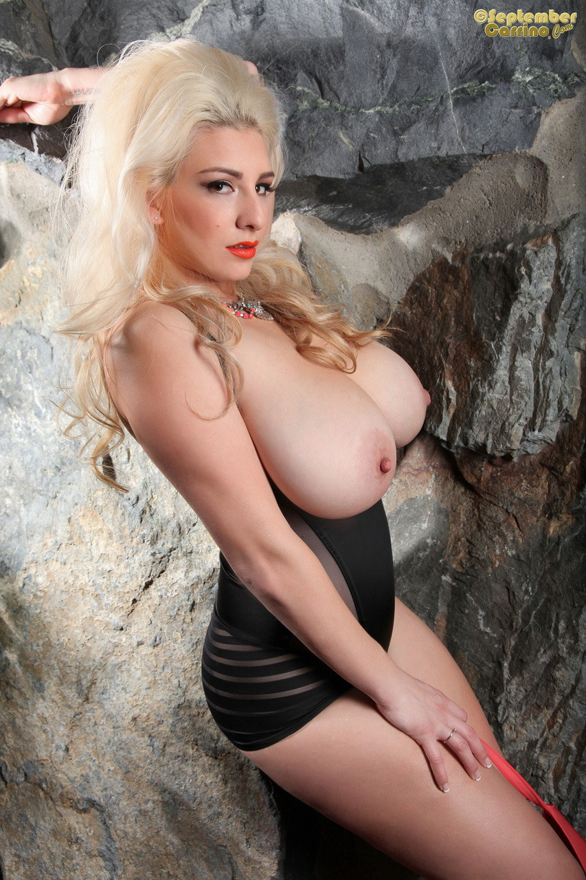 Титяндры натуральной блондинки
