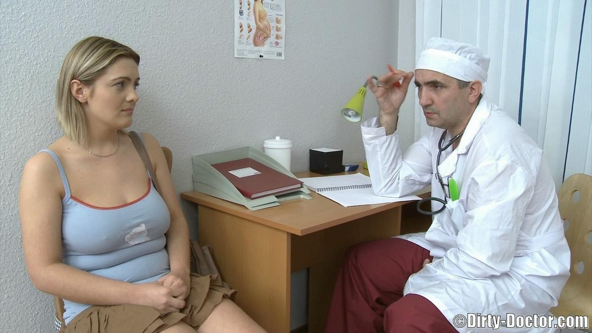 Смотреть видео порно осмотр медсестры