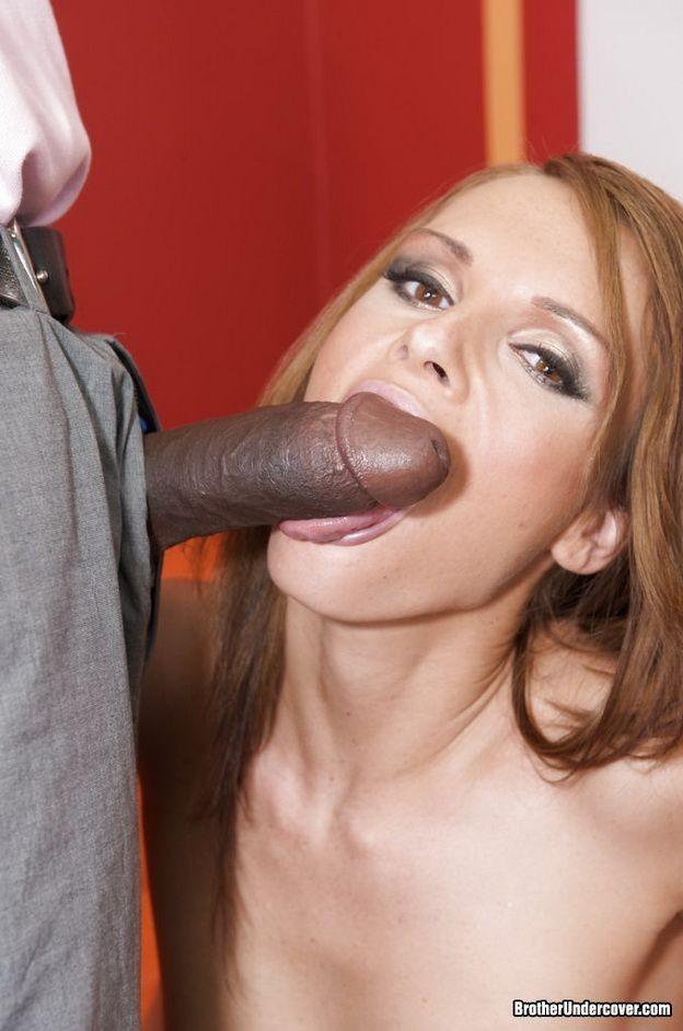 Межрассовый секс Дженнифер
