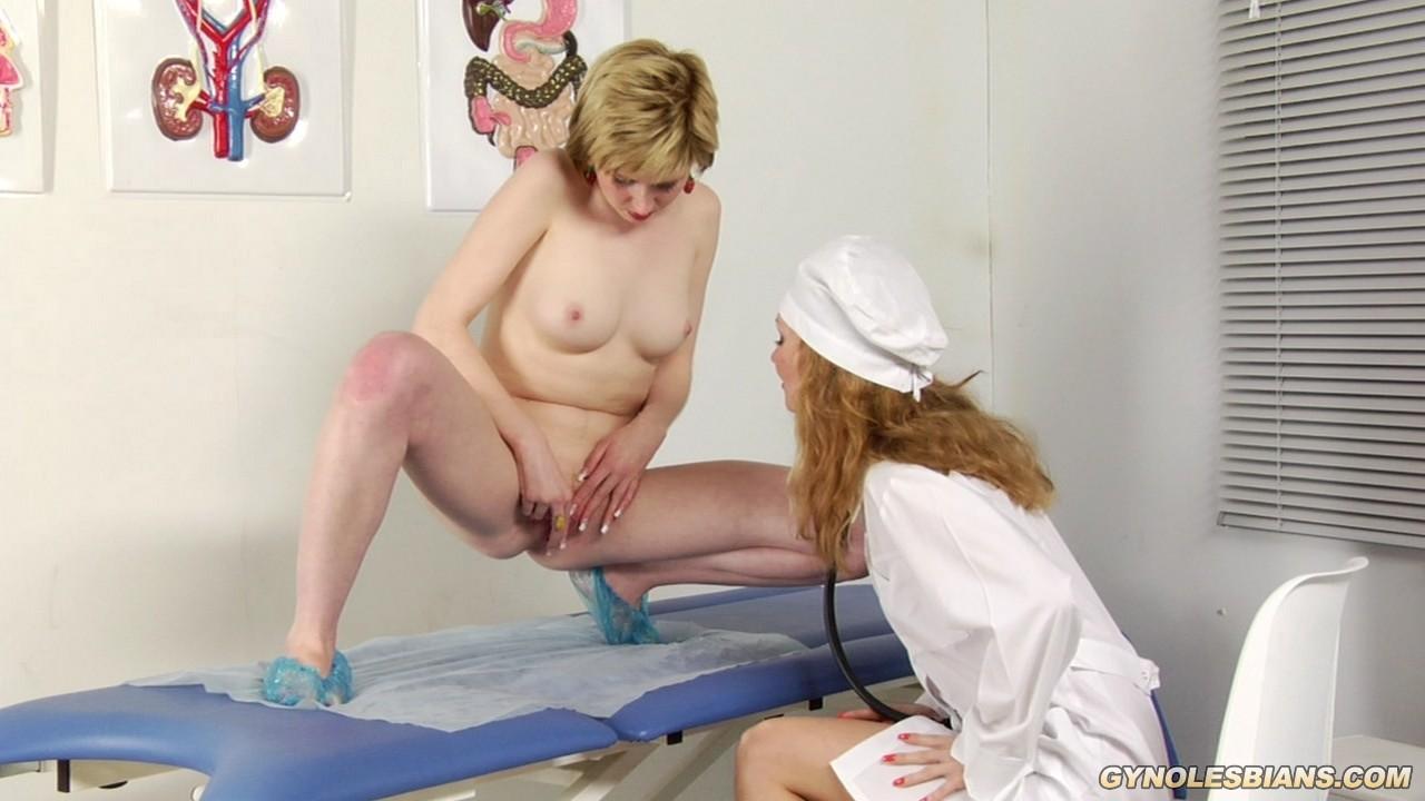 порно на осмотре девушек в военкомате