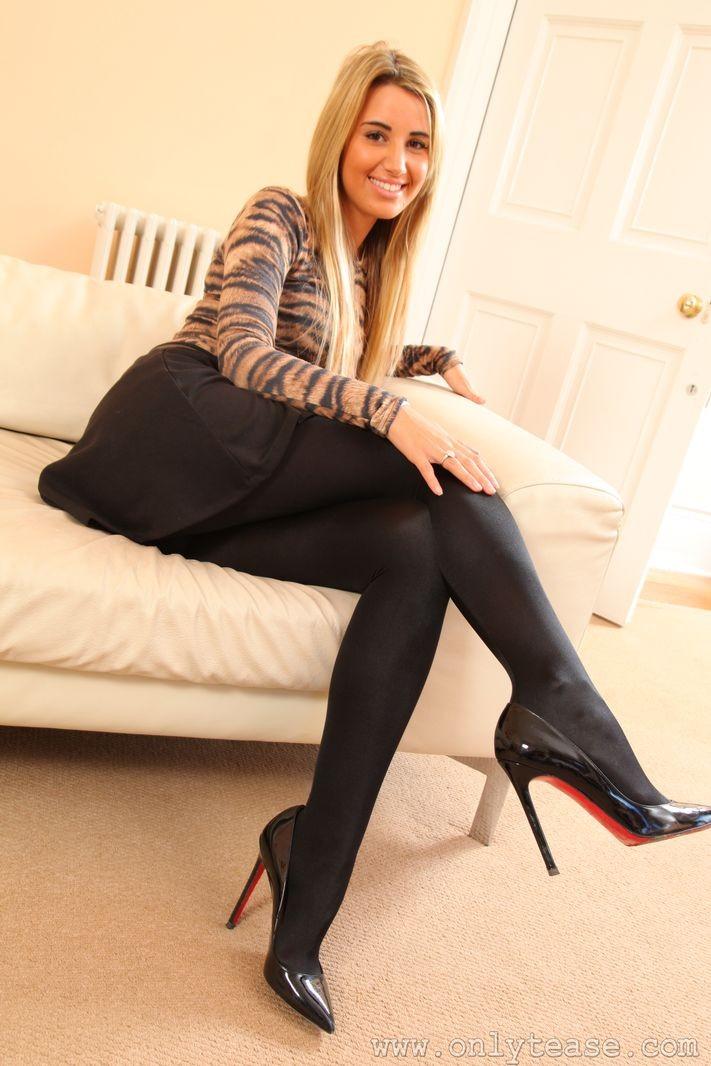 Elegant gallery mature sensual woman