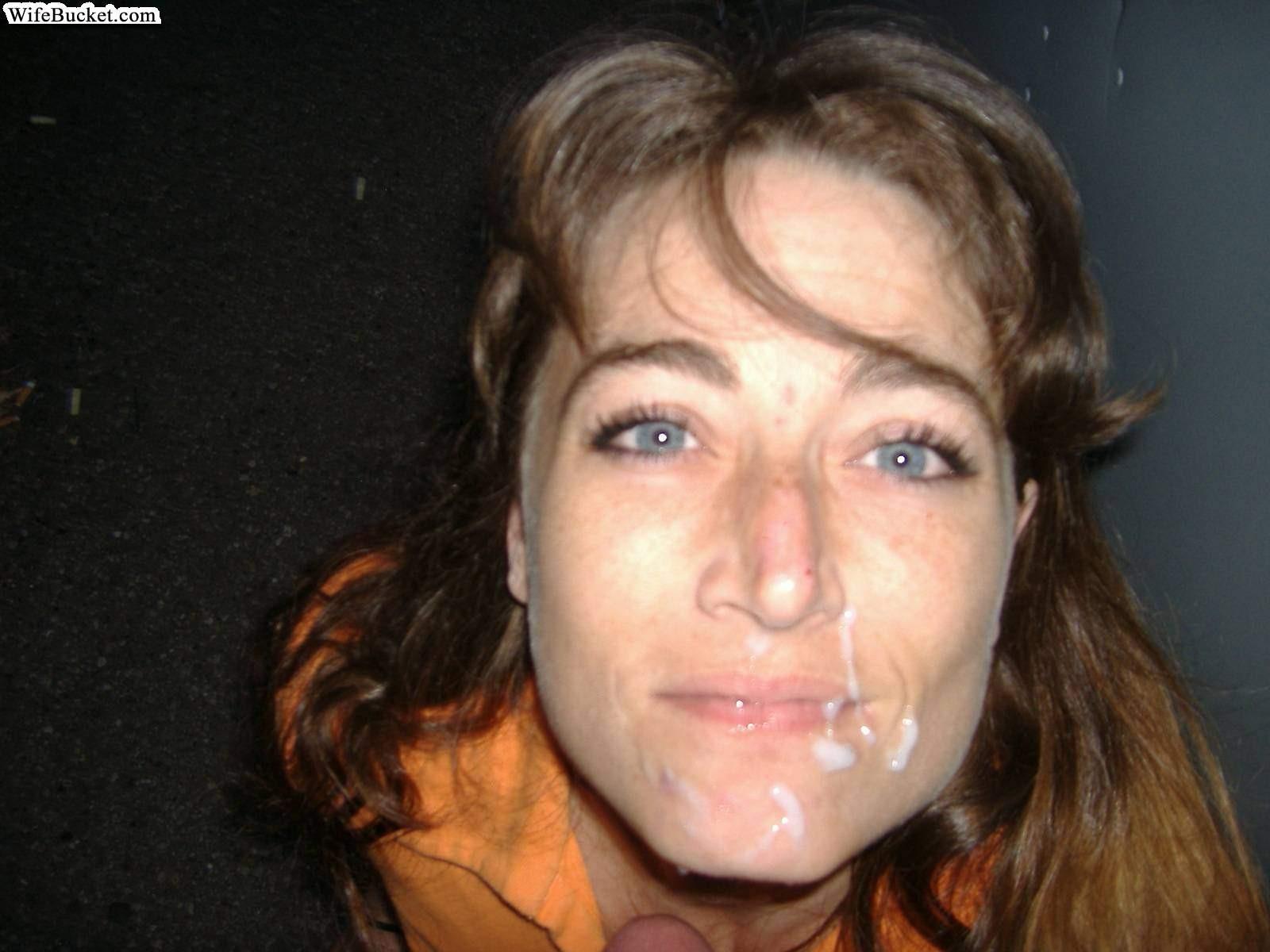 Смотреть частное фото спермы на лице — pic 15