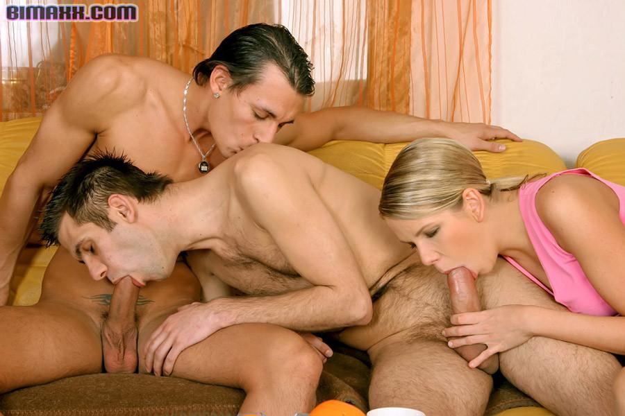 Бисексуалов фото
