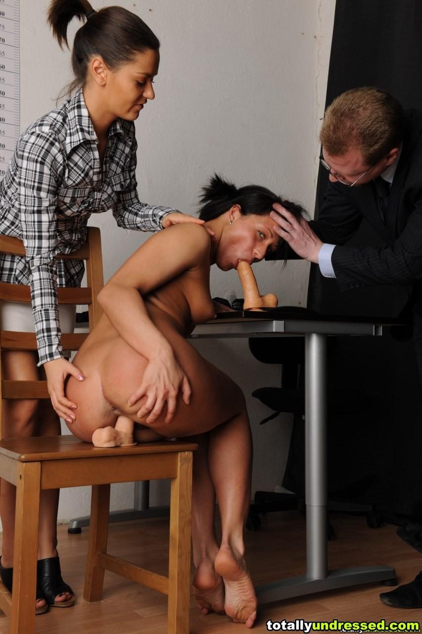 Порно секс прием на работу