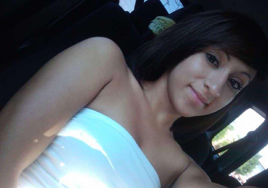 Скромные селфи красивой латинской девушки