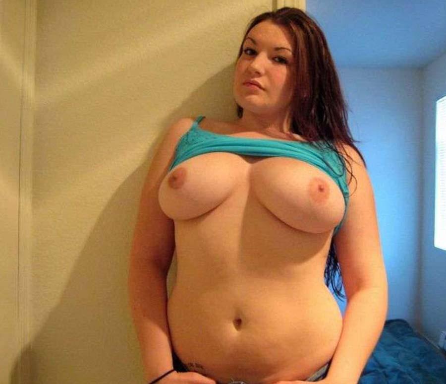 фото голых в меру упитанных женщин