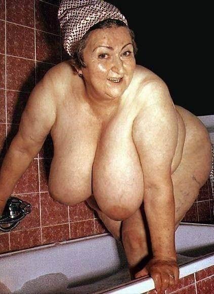 Ретро фото голых бабушек