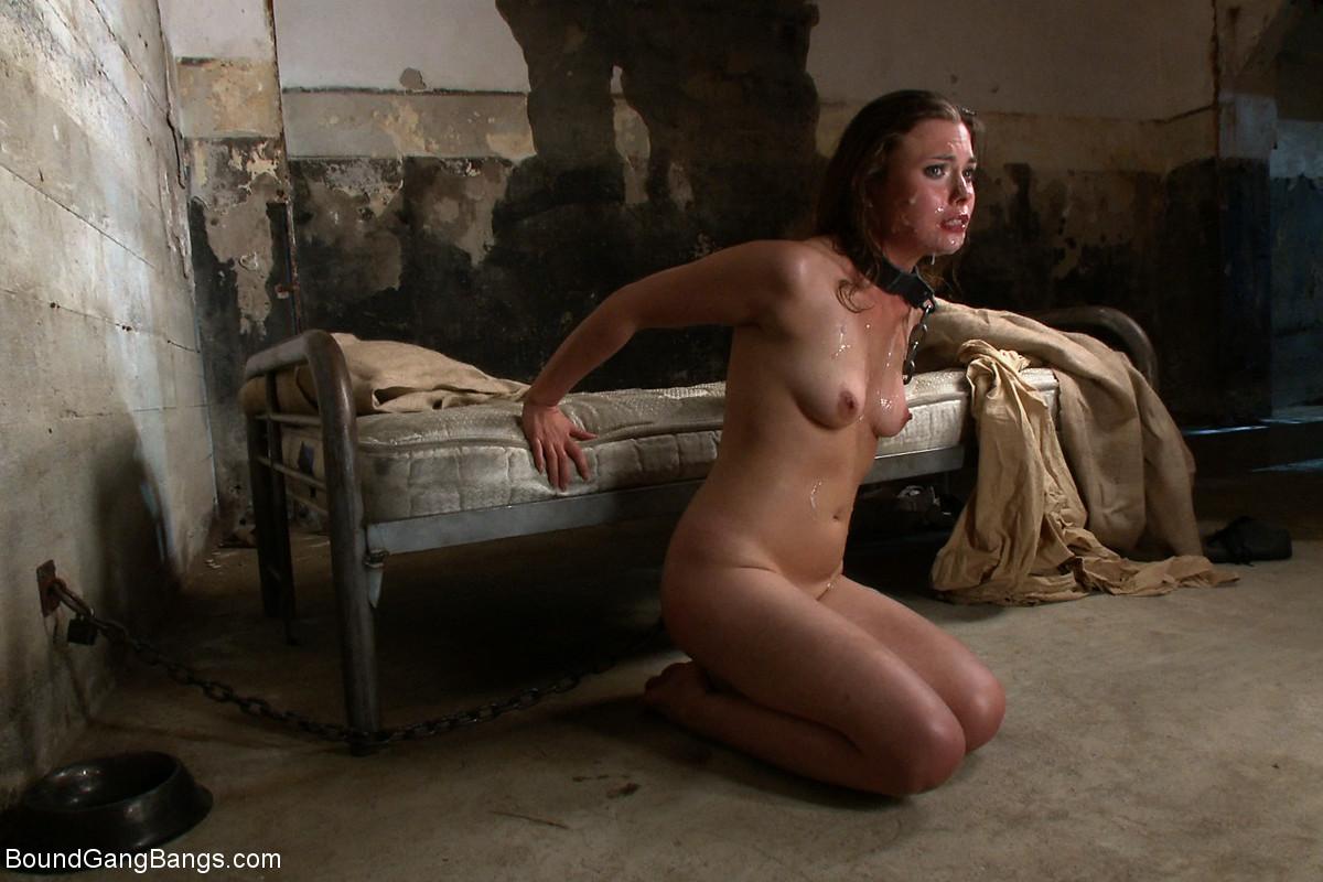 Bdsm slave gang nude pics