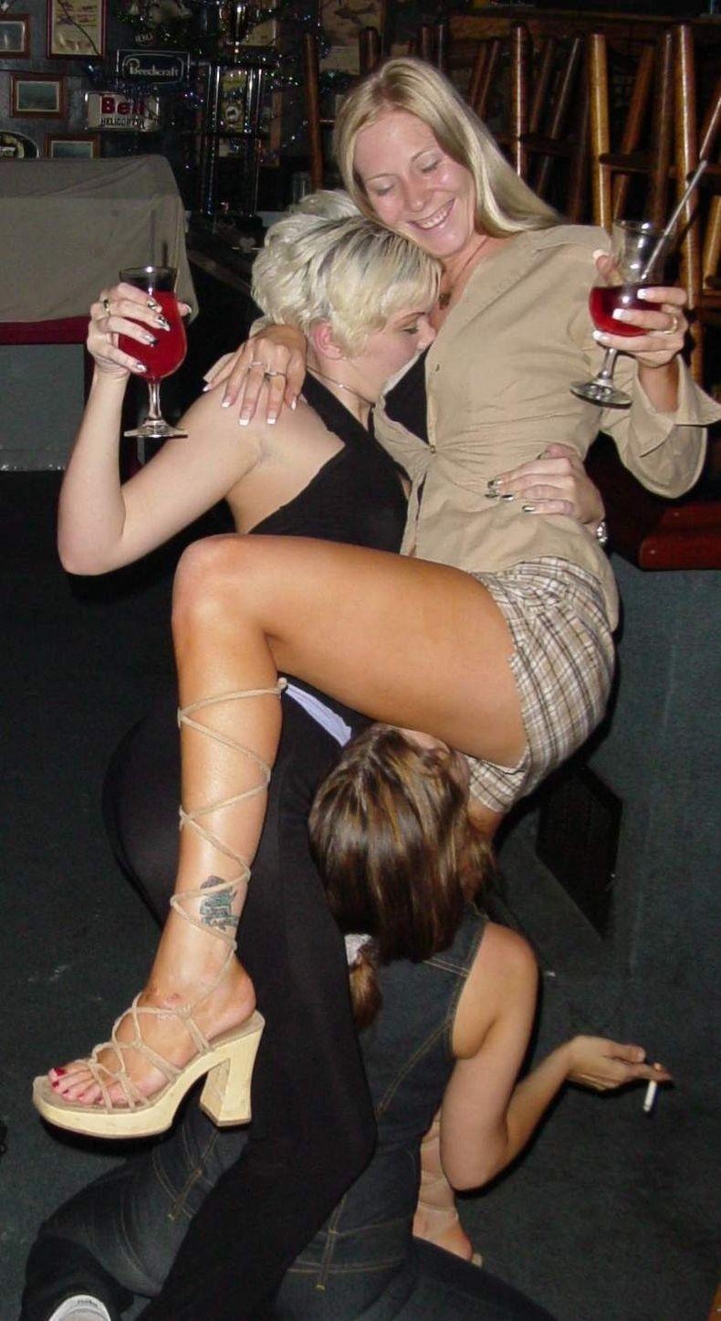 Реальная пьяная вечеринка