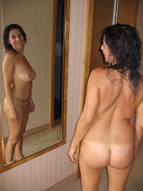 фото голых женщин под 40