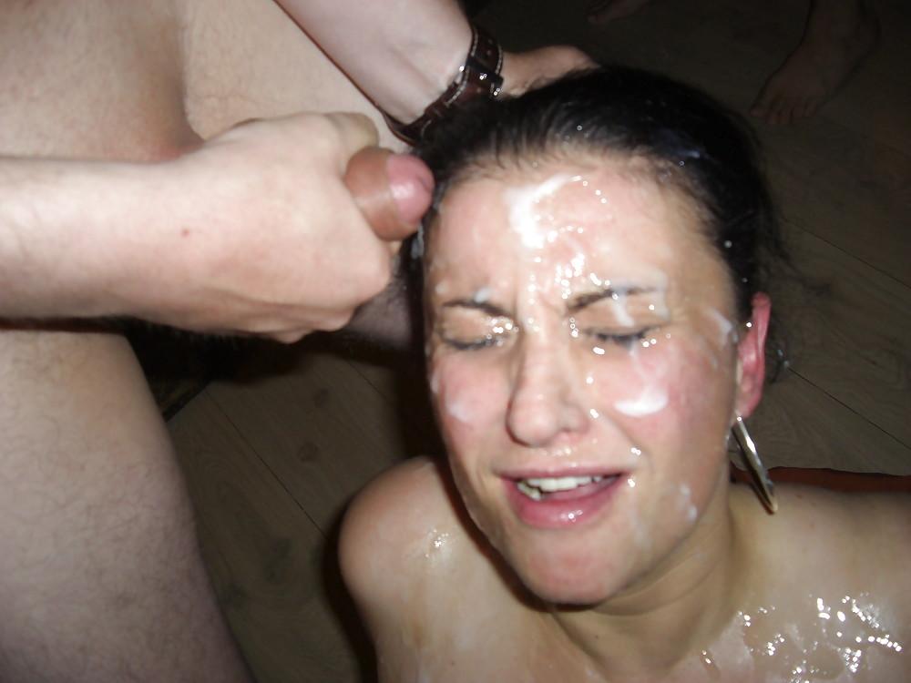 Сперма залитая в мою жену