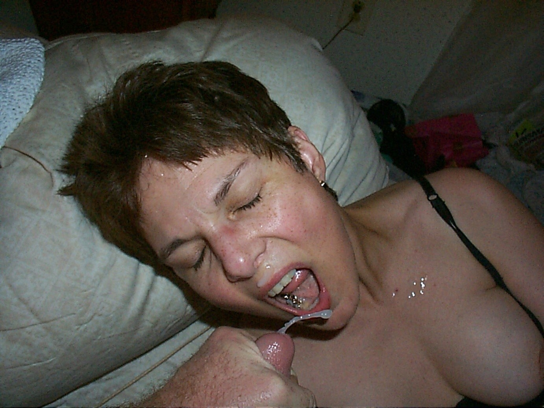 Фото сперма на жене жены в сперме, Фото от любителей обкончать лицо жены 11 фотография