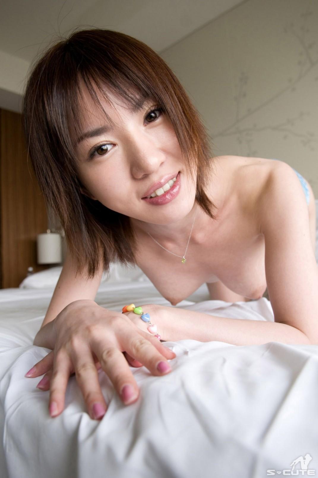 Красивые голые азиатки - компиляция 9