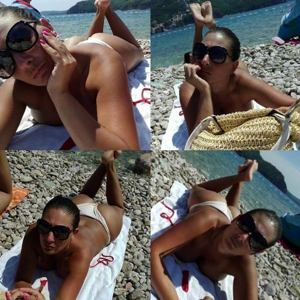 Эротичная сербка Наталия