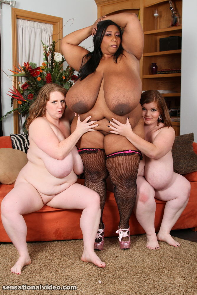 Жирные жопы женщин - компиляция 1