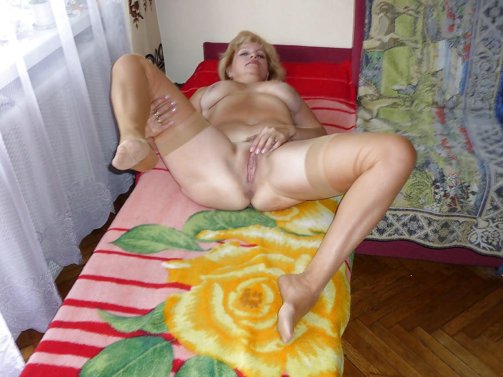 русские зрелые блондинки в домашнем сексе