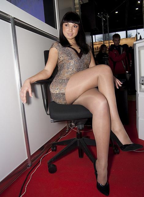 Красивые сексуальные брюнетки - фото компиляция 4