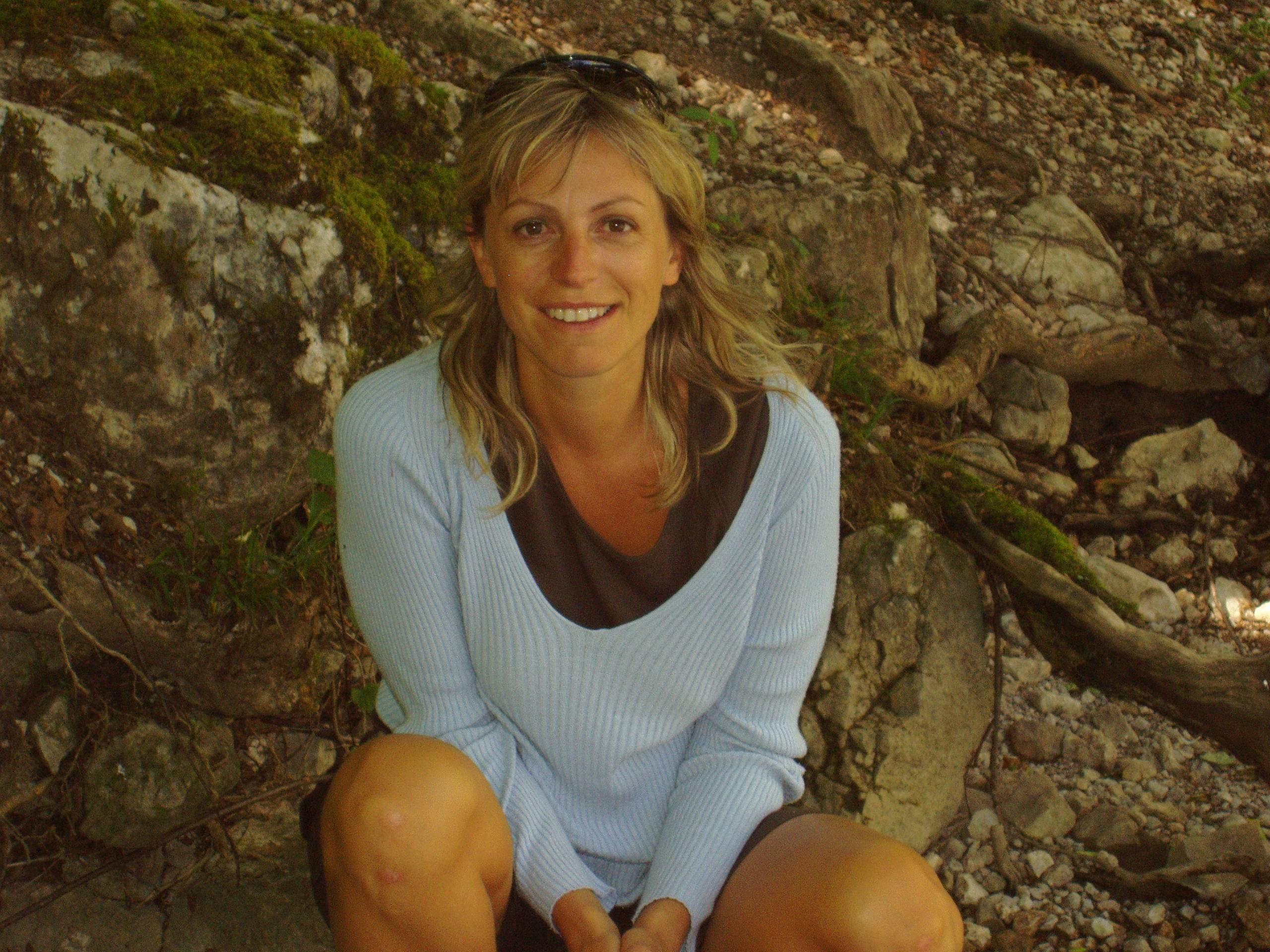 45-летняя Моника