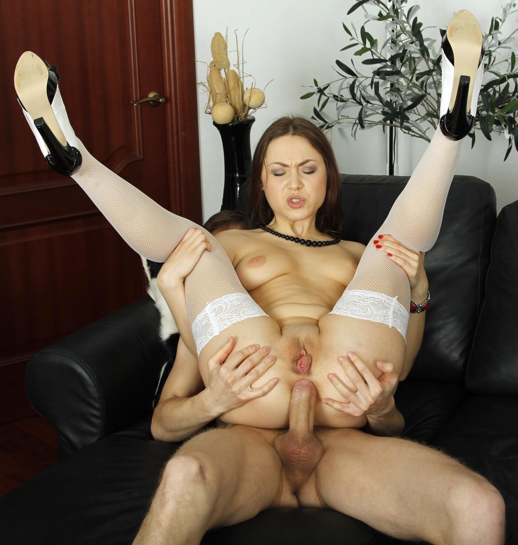 Анальный секс - компиляция 17