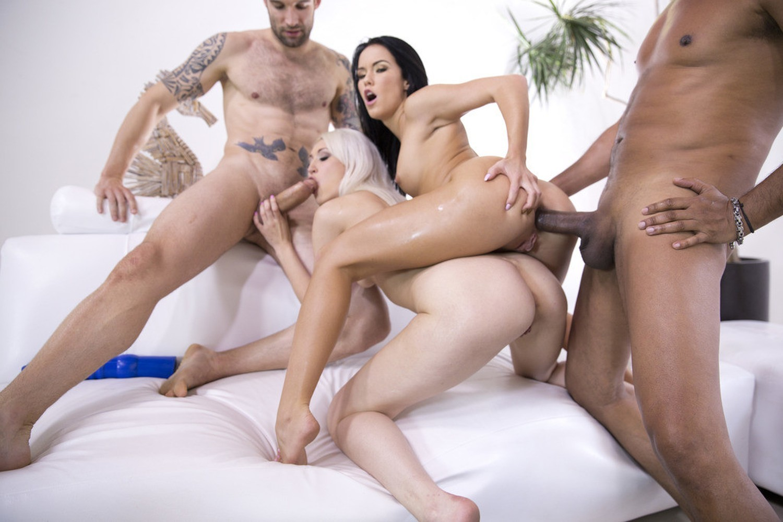 Анальный секс - компиляция 19