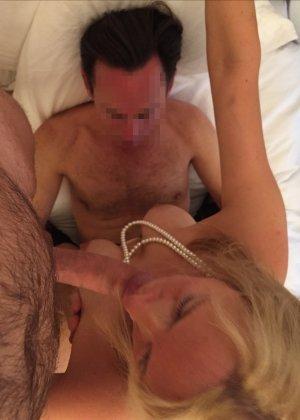 Секс втроем (МЖМ рассказ)