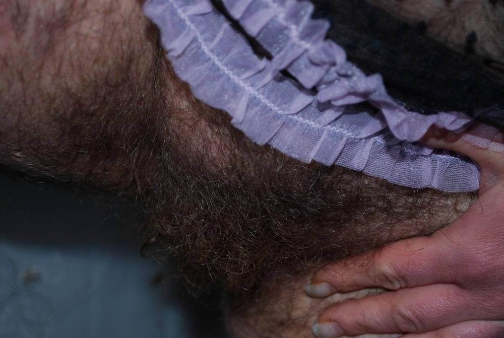 Волосатые взрослые женщины