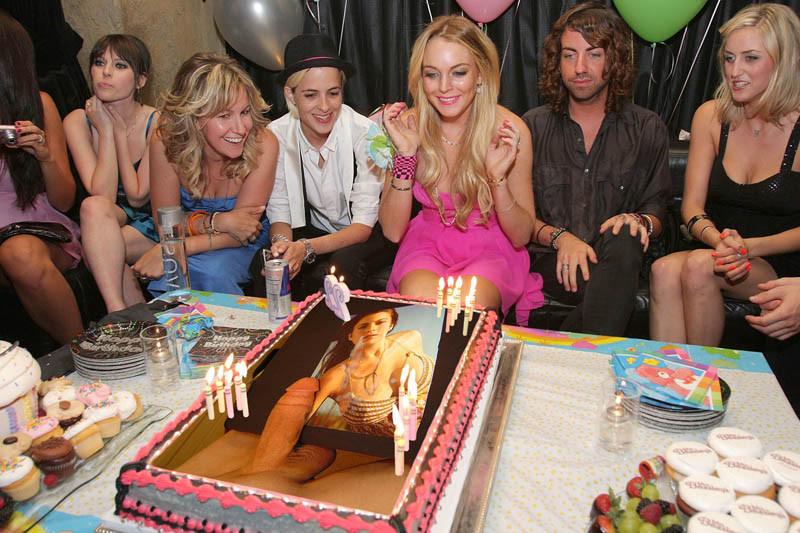 Lindsay Lohan - Галерея 3243834