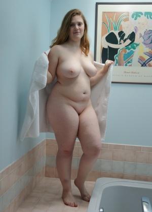 Бесплатно толстушки ню фото
