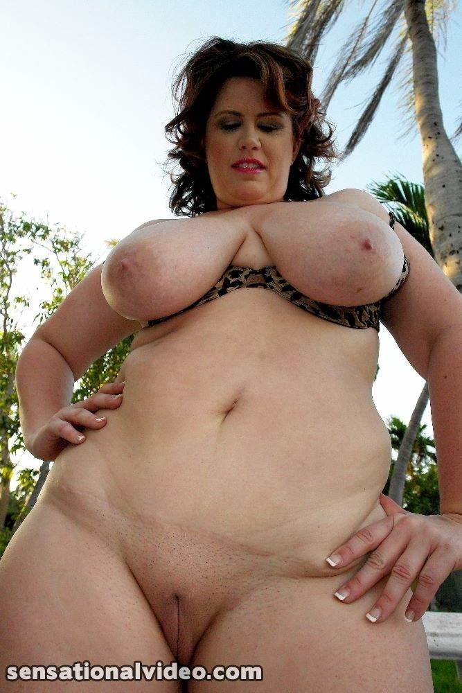 крупные голые женщины