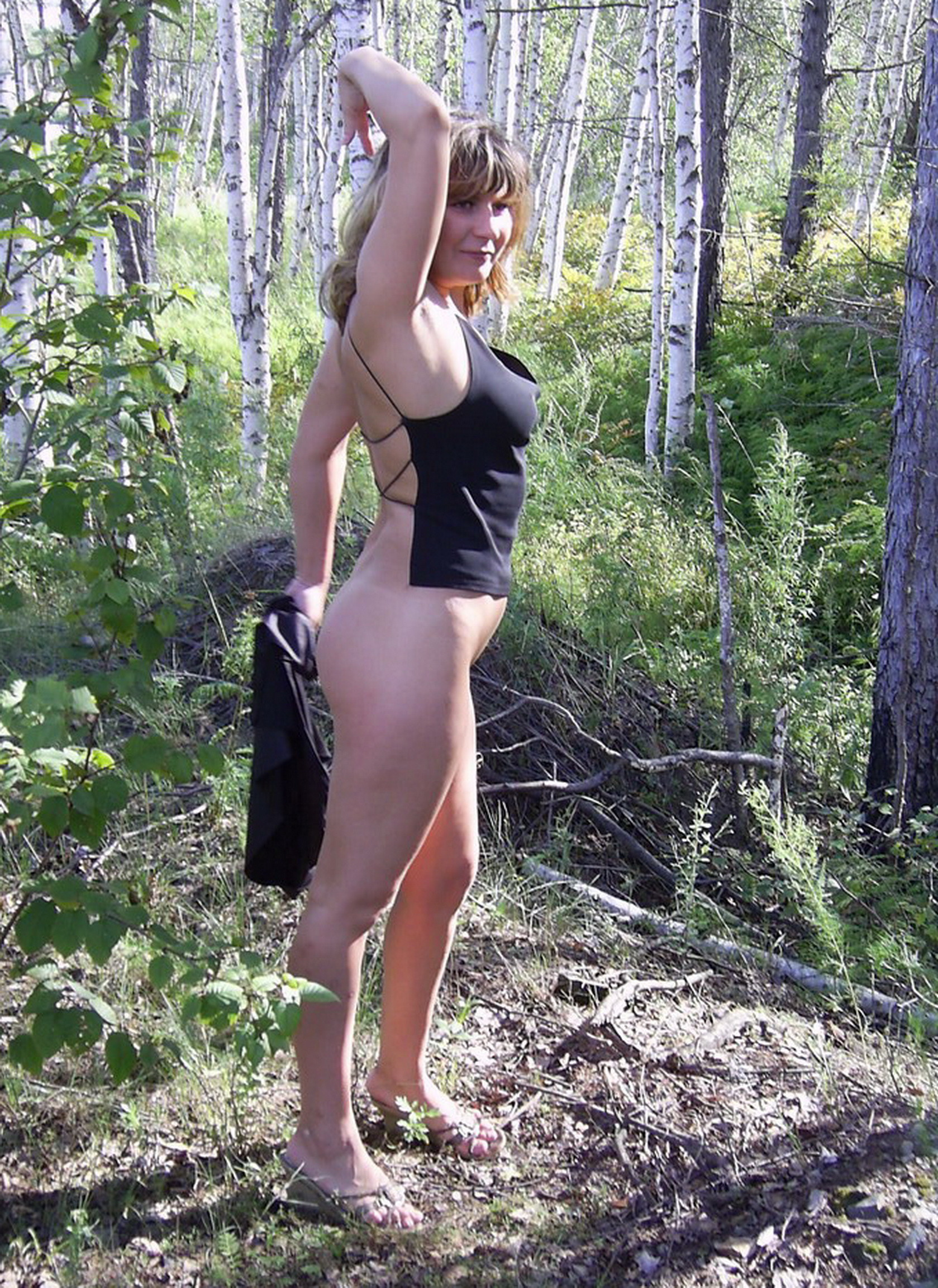 zrelaya-dama-v-lesu