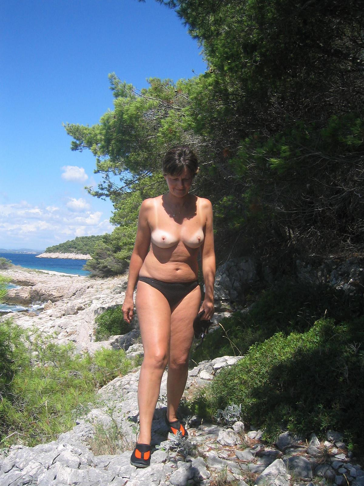 Пляжная эротика - компиляция 9