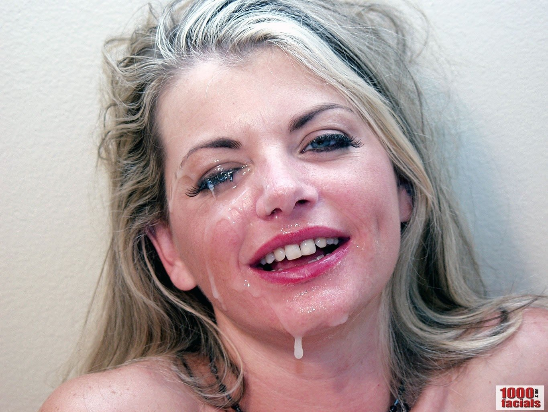 Спермой в глаз - Порно фото галерея 752313