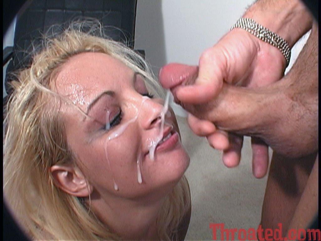 Спермой в глаз - Порно фото галерея 756018