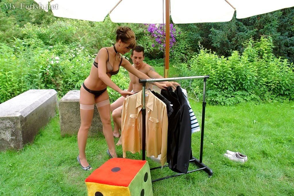 Секс в одежде - Порно фото галерея 920736