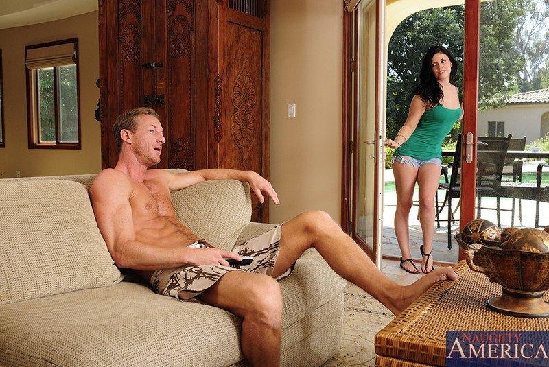 Кончают на сиськи - Порно фото галерея 956226