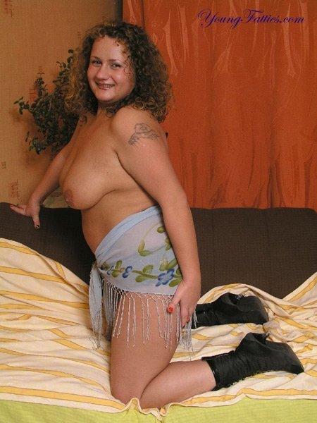 Жирная - Порно фото галерея 56598