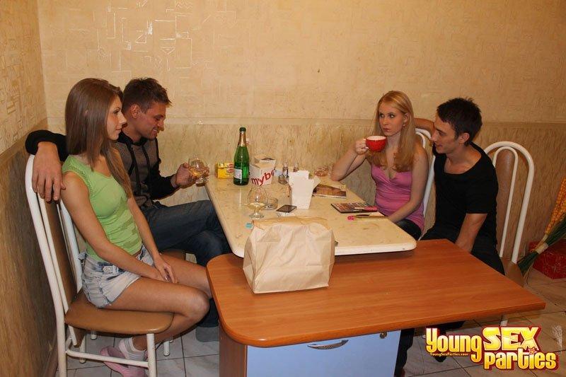 ЖМЖМ (две женщины и двое мужчин) - Фото галерея 833512
