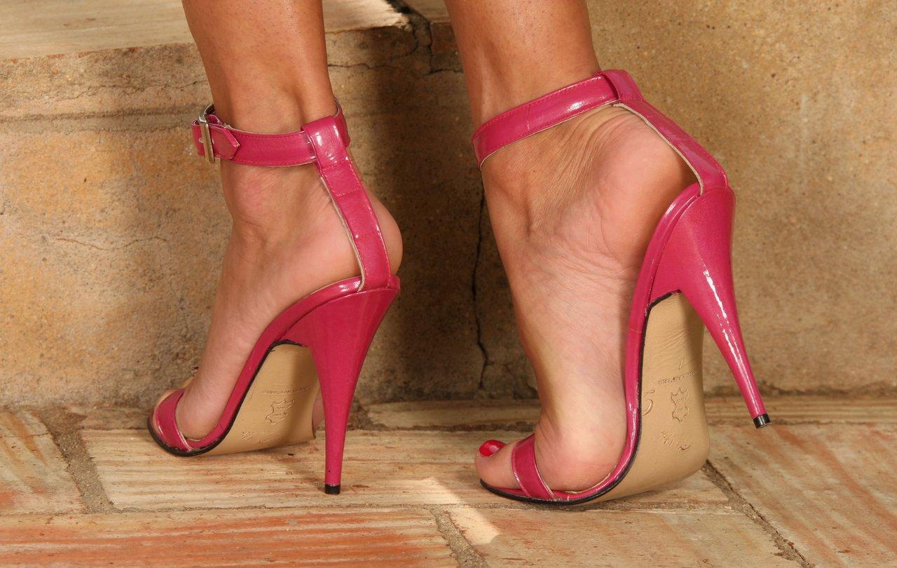 Ebony nude girls in heels fucked movies
